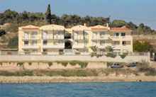 Foto Appartementen Ostria in Kataraktis ( Chios)